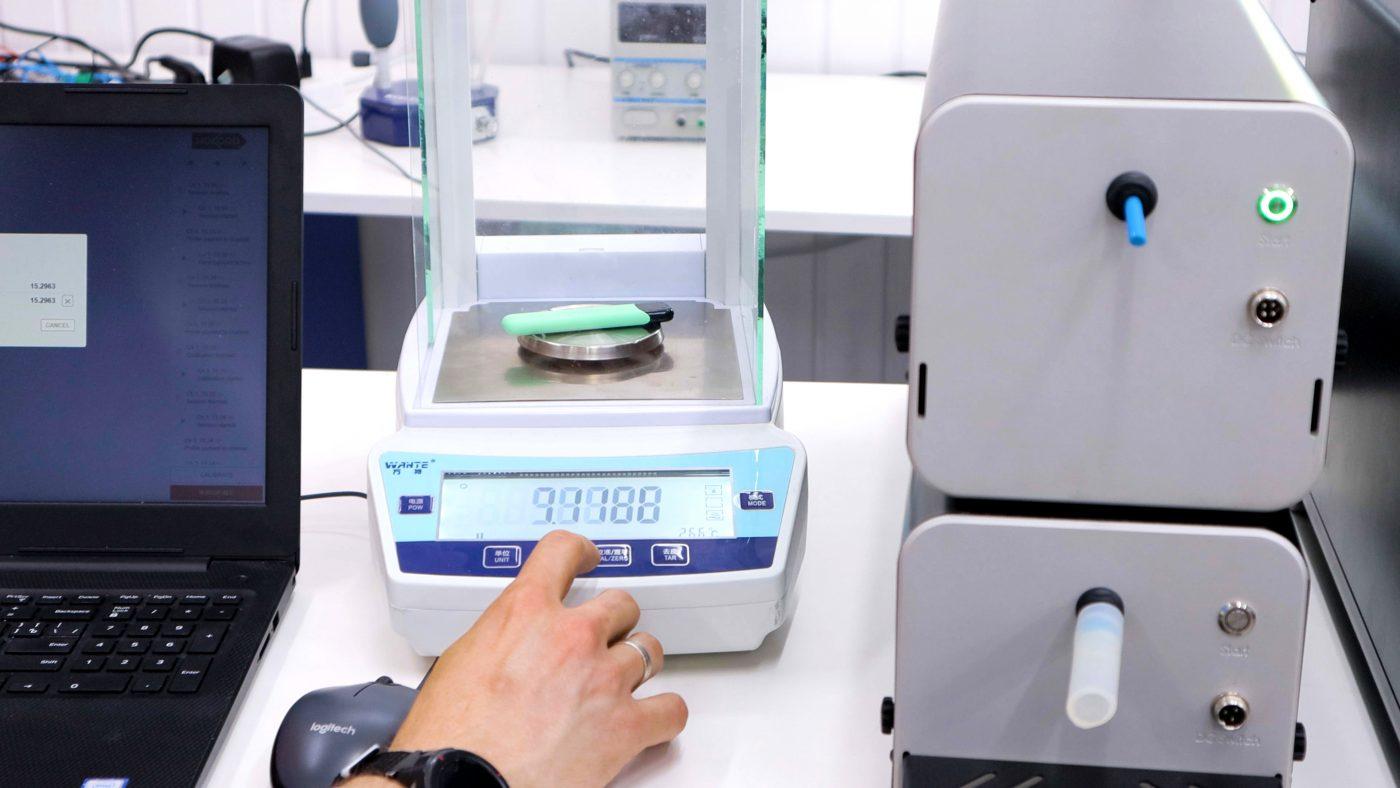 ACM measurement process