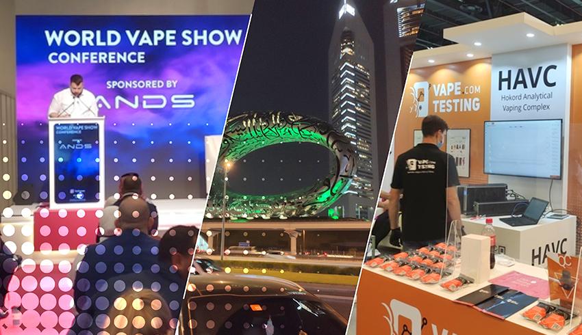 world vape show report